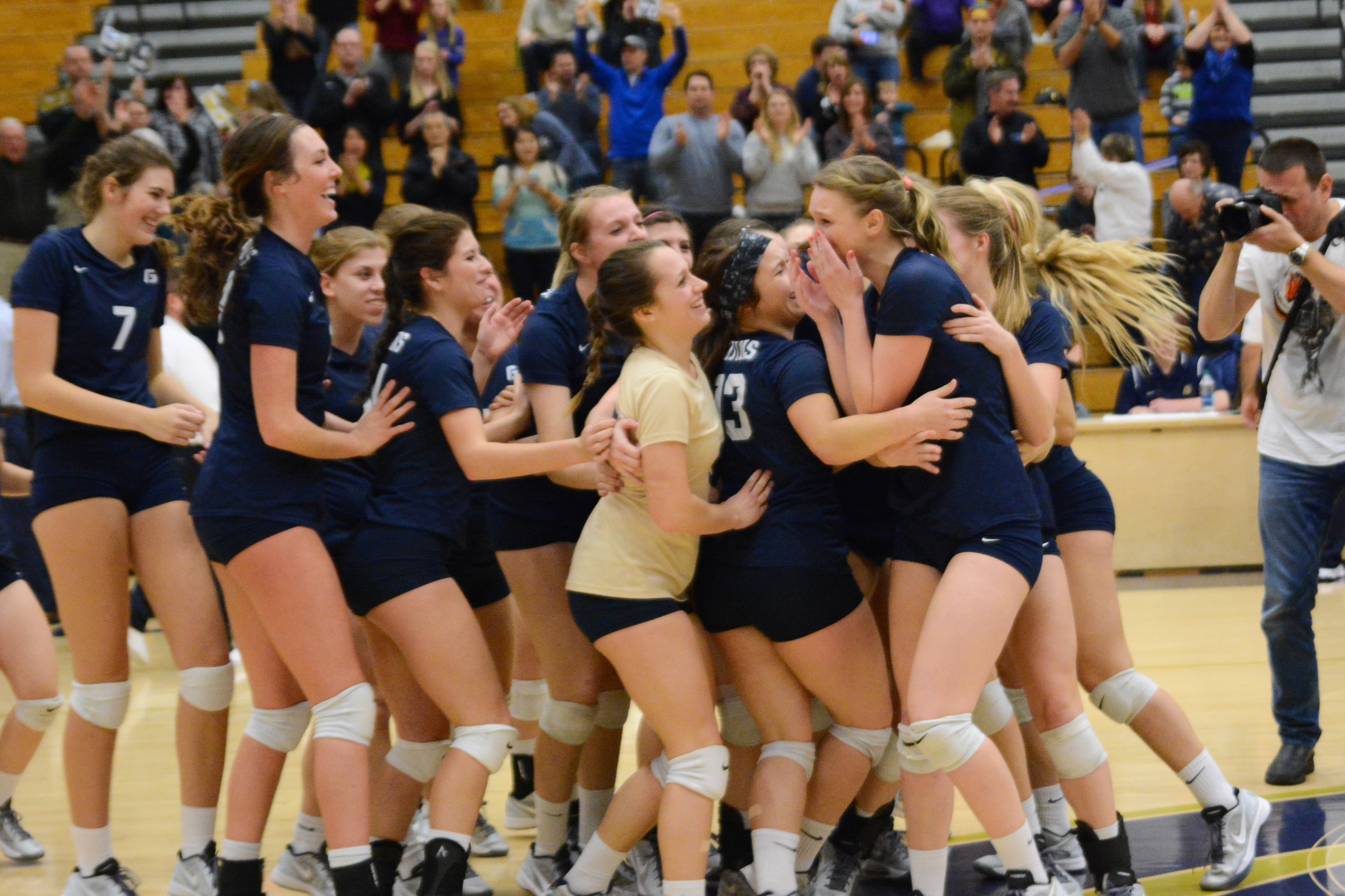 Volleyball 2015: The Season in Pictures