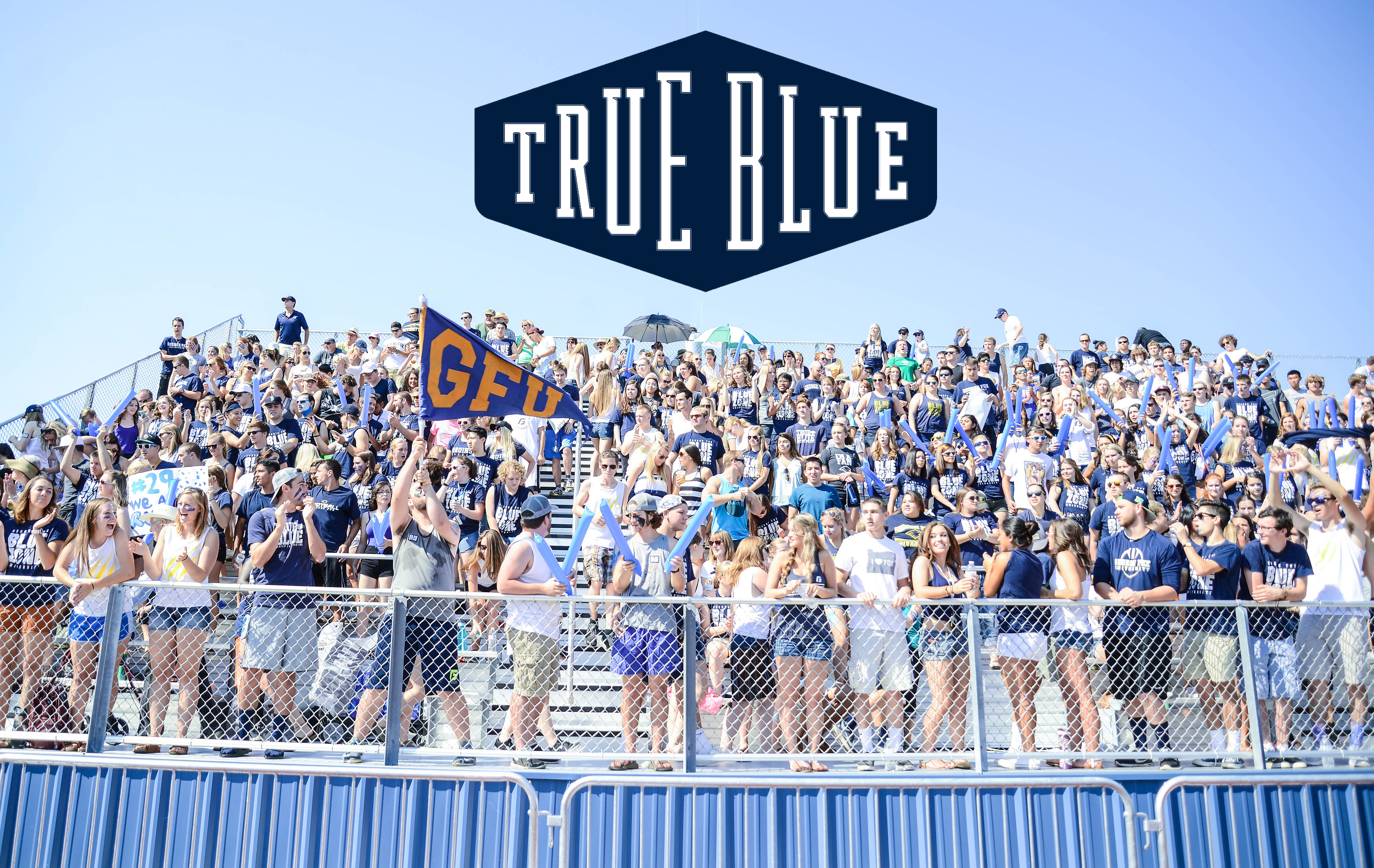 Who are the True Blue Bruins?