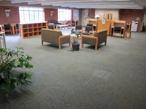 MLRC upstairs seating area